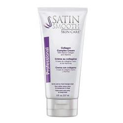 Satin Smooth® Collagen Complex Cream 8 oz. Tube