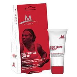 Mission Skincare Foot Rehab Cream
