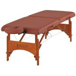 "Master Massage Equipment Fairlane 25"" Table, Cinnamon"