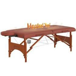"Master Massage Equipment Fairlane 28"" Therma Top Table, Cinnamon"