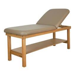 Oakworks Seychelle Wave Backrest with Shelf 30'