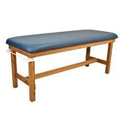 Oakworks Powerline Treatment Table With H-Brace