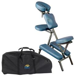 NRG® Grasshopper Portable Massage Chair Package Special