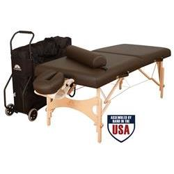 Oakworks® Nova™ Traveler Massage Table Package