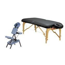 Stronglite Standard Plus Massage Table/Chair Pkg