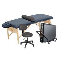 NRG Basic Portable Massage Table & Rolling Stool Package 4 - Standard