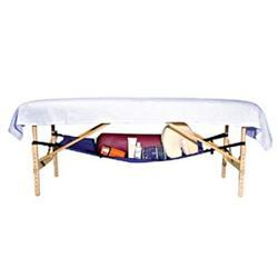 Portable Massage Table Shelf - Under Table Shelf
