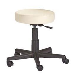 EarthLite Low Height Rolling Stool Without Back