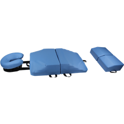 bodyCushion™ 4 Piece System Medical Blue