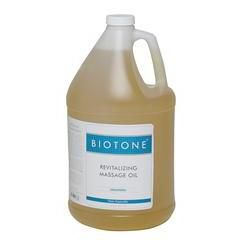 BIOTONE® Revitalizing Massage Oil™ Unscented, 1 Gallon