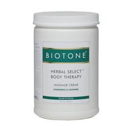 BIOTONE® Herbal Select® Body Massage Creme