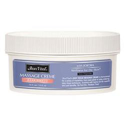 Bon Vital' Deep Tissue Massage Creme 14 oz