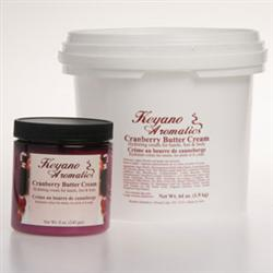 Keyano Cranberry Butter Cream 8 Oz