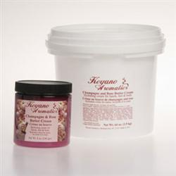 Keyano Champagne & Rose Butter Cream 8 Oz
