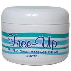 Free-Up Massage Cream Scented