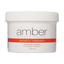 Amber Sports Therapy Massage Cream