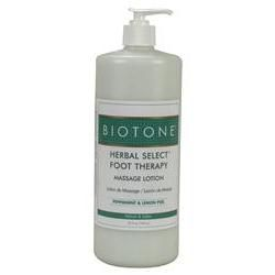 Herbal Select Foot Lotion 32 Oz With Pump