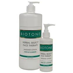 BIOTONE® Herbal Select® Face Therapy Massage Lotion