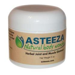 Asteeza Natural Body Wonder 2 oz - Topical Pain Relief Ointment