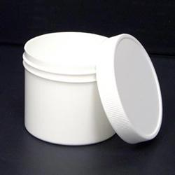 Plastic Jar With Lid 4 Oz