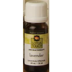 Lotus Touch® Organic French Lavender Essential Oil 10 ml