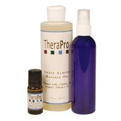 TheraPro Relaxing Aromatherapy Oil Massage Package