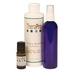 TheraPro Relaxing Aromatherapy Lotion Massage Package