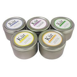 Kur Soy 'Try Me' Candle 4oz Tin Collection