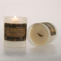 Timberwick Candle Amber And Cedar