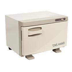 Mini Hot Towel Cabinet With Side Swing Door