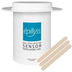 300 Wax Sticks Free With Epillyss Sensor Purchase