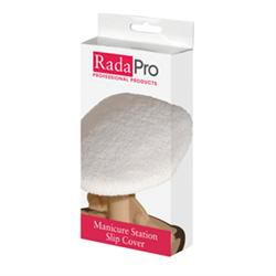Radapro Station Slip Covers, White 6Ct