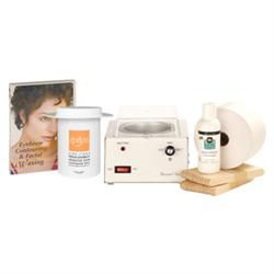Facial Waxing Starter Kit With DVD