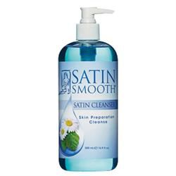 Satin Smooth Cleanser Skin Preperation 16.9 oz