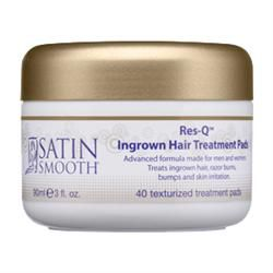 Satin Smooth Res-Q Advanced Ingrown Hair Pads 40Ct