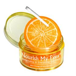 Nourish My Eyes Orange Eye Patches 36Ct