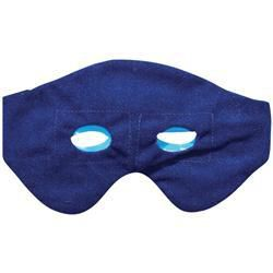 Lyflo Hot And Cold Gel Facial Mask Cover - Blue