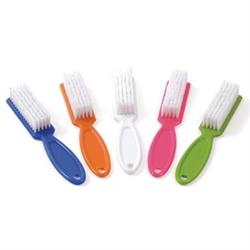 Handled Manicure Brush Assorted Colors