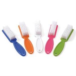Nail Scrub Brushes - 12 Pack