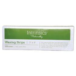 Intrinsics Non-Woven Waxing Strips 3' X 9' 100 Pack