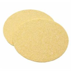 Round Facial Sponge 3' 20Pk Compressed