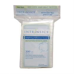 Intrinsics Cotton Esthetic Wipes 2'X2'