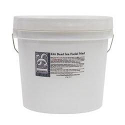 Kur Dead Sea Facial Mud 4.5 kg (10 lbs) 1 Gal