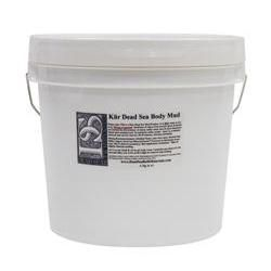Kur Dead Sea Body Mud 4.5 kg (10 lbs) 1 Gal