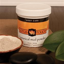 Lotus Touch Botanical Mud Powder 12 Oz