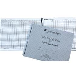 MassageMinder® Bookkeeping For Bodyworkers