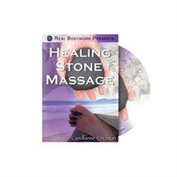 Healing Stone Massage Dvd Vol 1