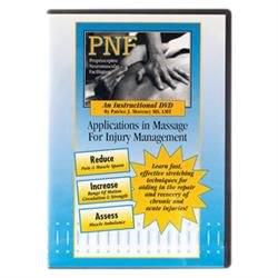 Pnf - Injury Management Massage Technique Dvd