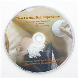 Thai Herbal Ball Experience Dvd With Manual
