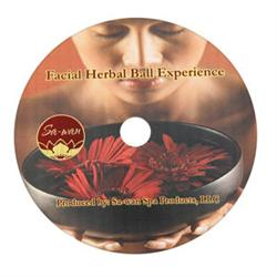 Facial Herbal Ball Experience Dvd With Manual